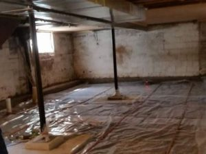 Basement Underpinning - Royal Basement Waterproofing of Ajax